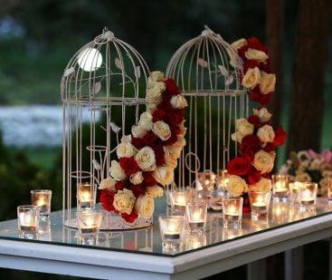 نورپردازی مراسم عروسی