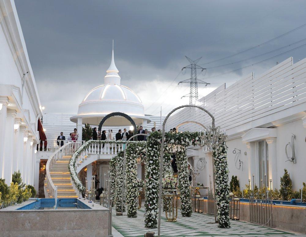 تشریفات مجالس عروسی رامیلا