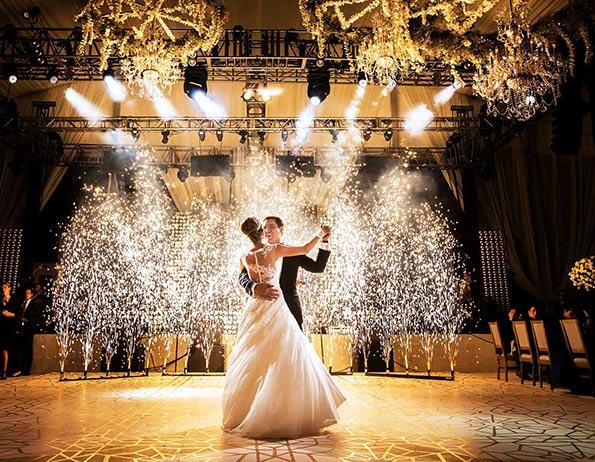 موزیک و رقص عروسی