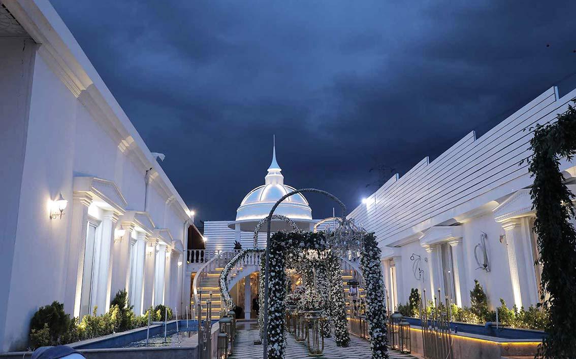 باغ عروسی جاجرود