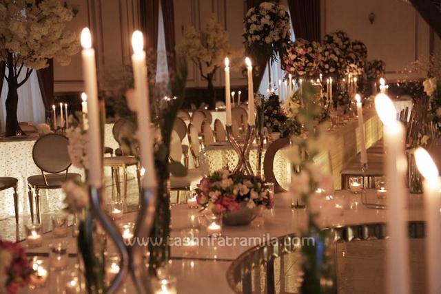 طراحی و دیزاین مجالس عروسی