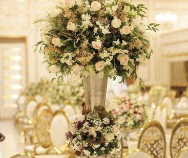 گل-آرایی-مراسم-عروسی-رامیلا-1
