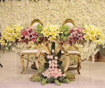 گل-آرایی-مراسم-عروسی-رامیلا-2