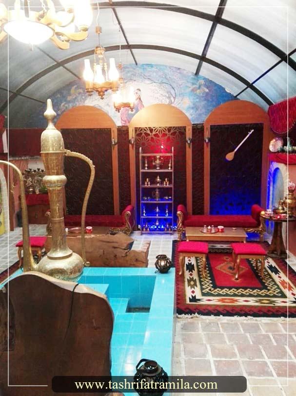 سفره خانه سنتی تالار