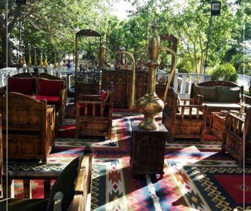 چایخانه سنتی باغ عروسی