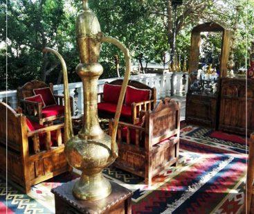 سفره خانه سنتی باغ عروسی