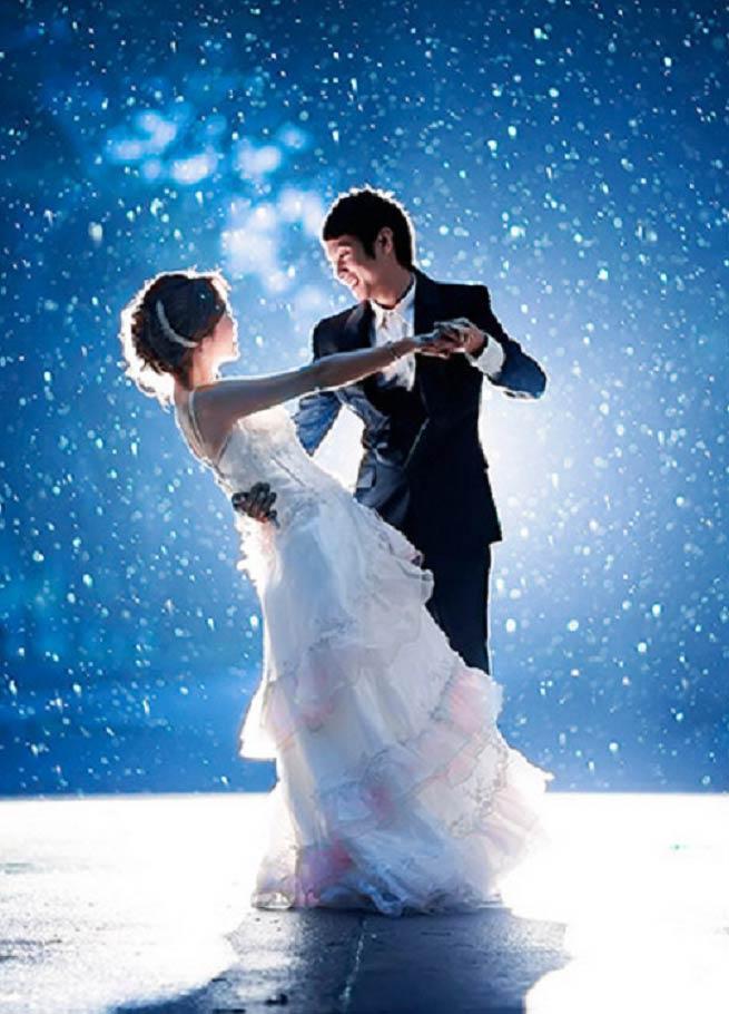 آموزش رقص عروس و داماد