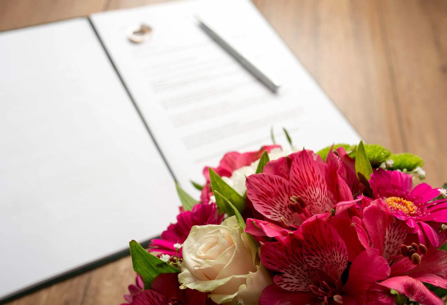 خدمات عروس و داماد