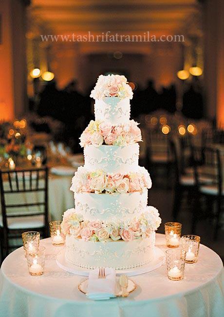 کیک عروسی خدمات مجالس