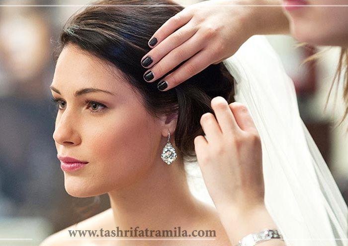 آرایش عروس و نکات کلیدی