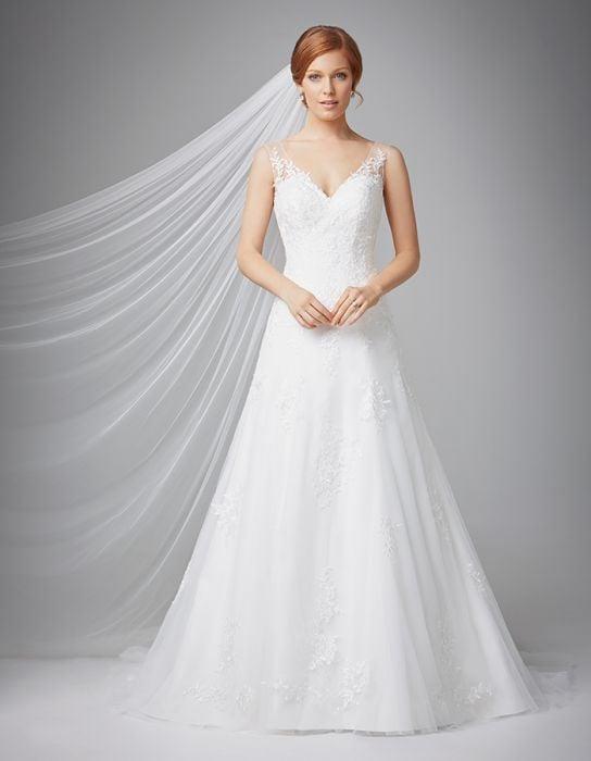 بهترین مدل های لباس عروس سال 2019