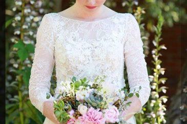 تاج گل عروس