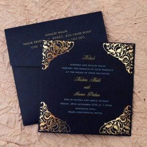 کارت دعوت ازدواج