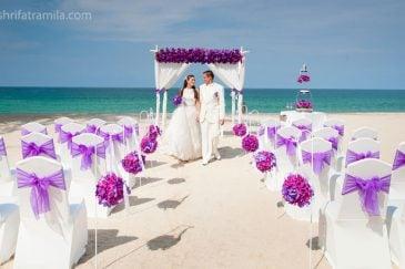 ایده های ورود عروس و داماد به مراسم جشن عروسی