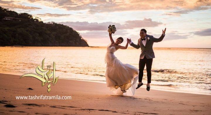 آتلیه عروس و نحوه ارائه فیلم و عکس
