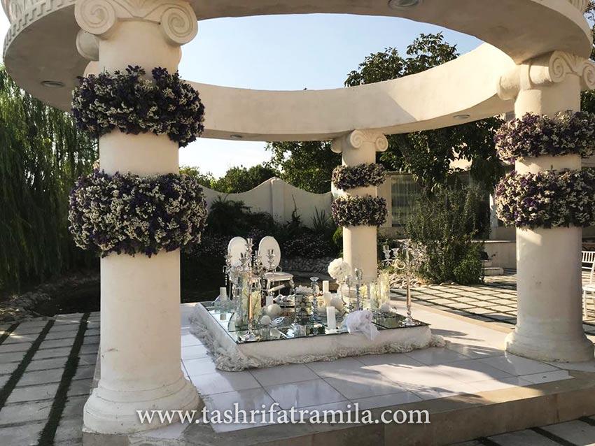 باغ تالار عروسی روژانو