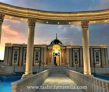 باغ تالار عروسی هانا