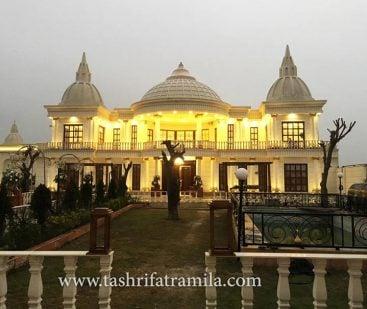 باغ عروسی رویال شهریار
