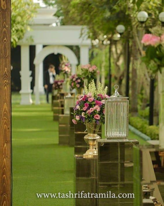 باغ عروسی سعادت