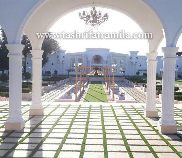باغ عروسی همای