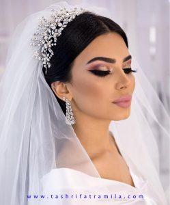 مدل های جدید آرایش عروس 2020